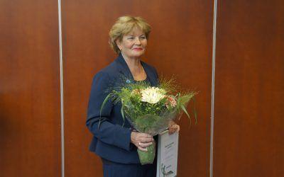 Kemian hyväksi -palkinto Heleena Karrukselle